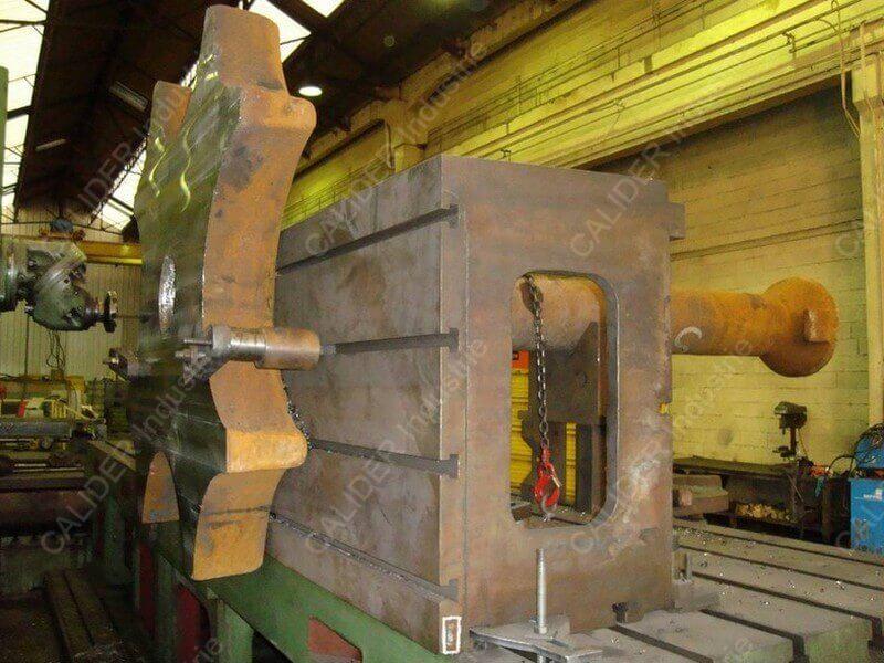 Réparation de cheminée - préparation avant opération