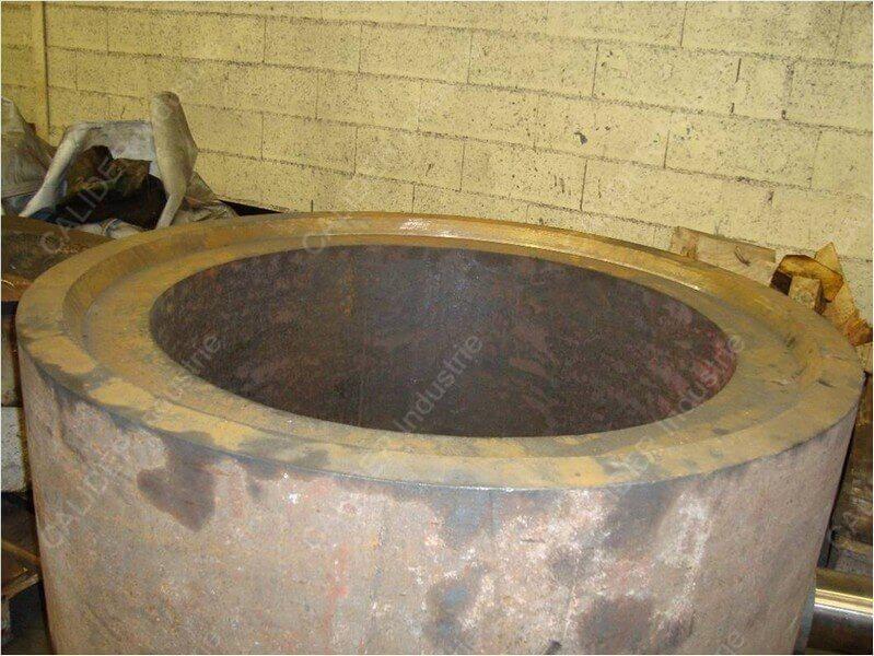 Conception de rehausses pour coulée en source
